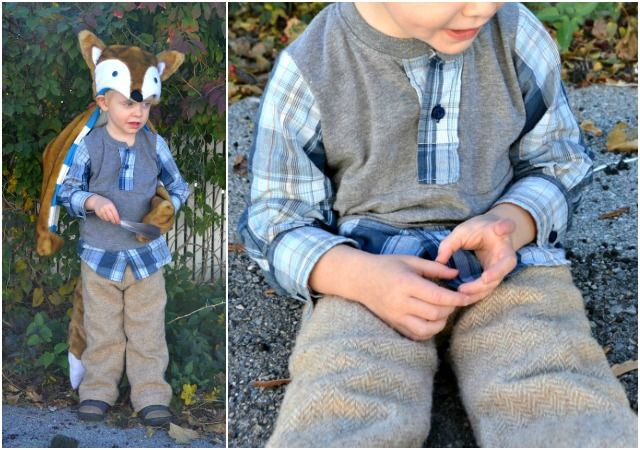 Feather's Flights {a creative, sewing blog}: Fall/Winter Collection 2014: Wolf Babies