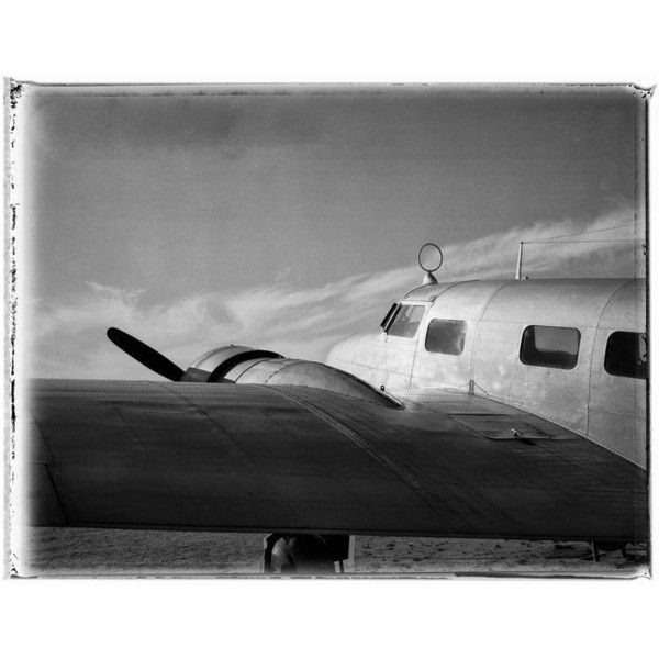 Airplane Photograph By Charles Baker ($2,900) ❤ liked on Polyvore featuring home, home decor, wall art, grey, photography, handmade home decor, gray home decor, new york home decor, grey wall art and gray wall art