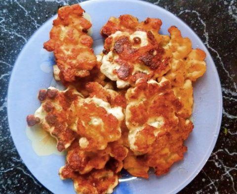 Фантастически вкусные куриные оладьи с сыром - простой домашний деликатес!