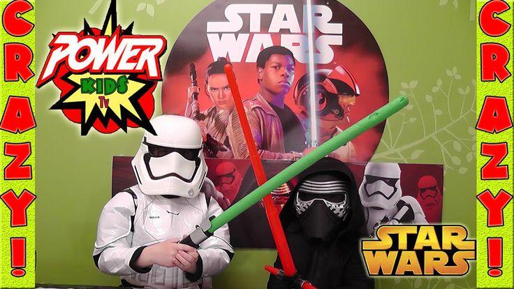 Star Wars Crazy! by Power Kids TV