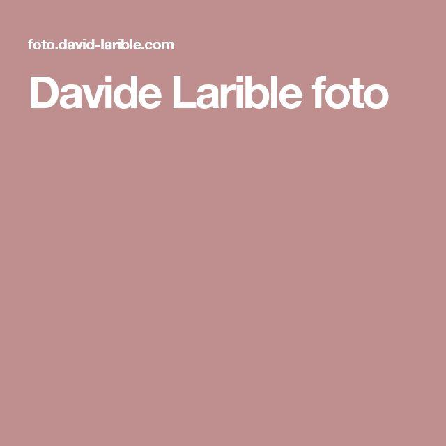 Davide Larible foto
