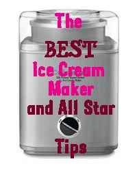 Cuisinart's Pure Indulgence Ice Cream Maker, makes homemade ice cream simple and fun. Check out my review and learn easy all star tips to fresh ice cream.