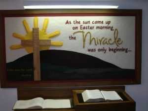 Christian Easter Bulletin Boards | easter_bulletin_board