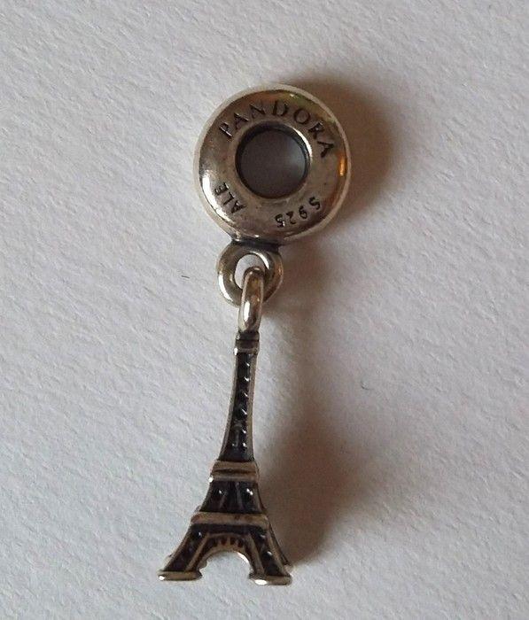 Pandora Charm Eiffelturm