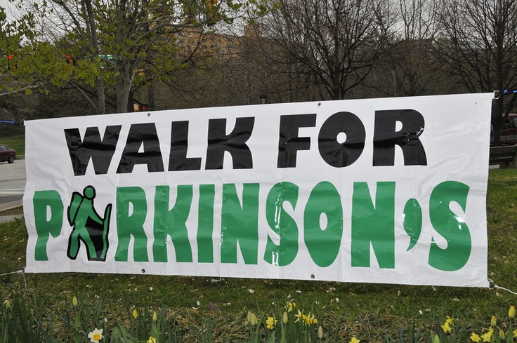 Do a Walk for Parkinson's http://pinterest.com/KimberlyBurnham/