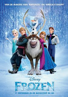 Just Mad about the Movies: Frozen (2013)