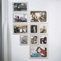 Refrigerator Photo Frame Magnet-not necessarily this one, but some new ones would be nice : )