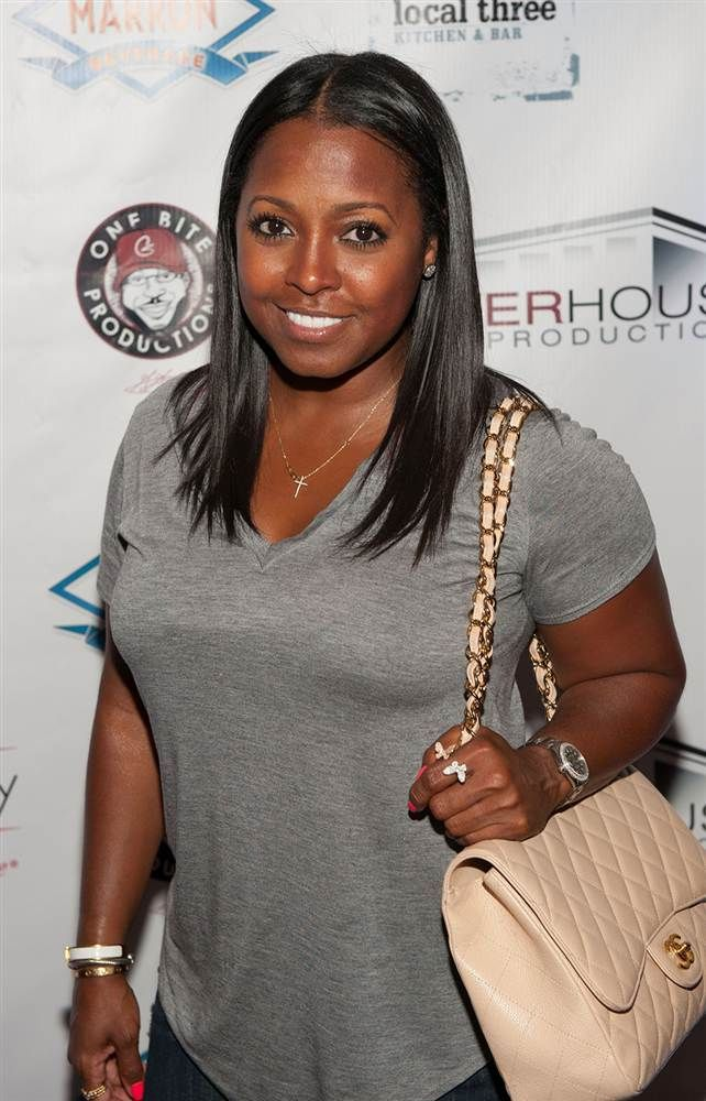 Actress Keshia Knight Pulliam attends G. Garvin Live at Buckhead Theatre on Aug. 7, 2014 in Atlanta.