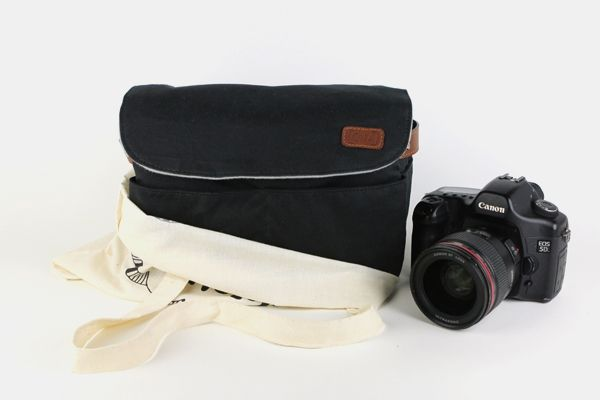 The 'ONA' Any Bag Camera Bag Insert    A safe home for your camera that'll make any bag a camera bag!