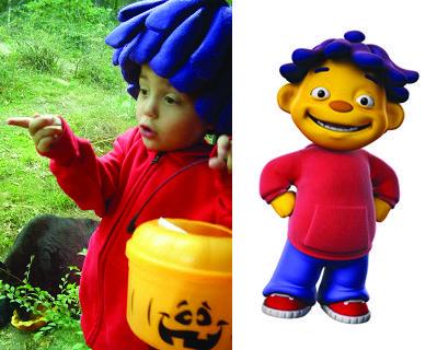 AETN Battle of the Pumpkins - DIY PBS KIDS Costume Ideas   AETN.org