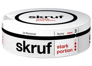 Skruf Strong Portion Snus