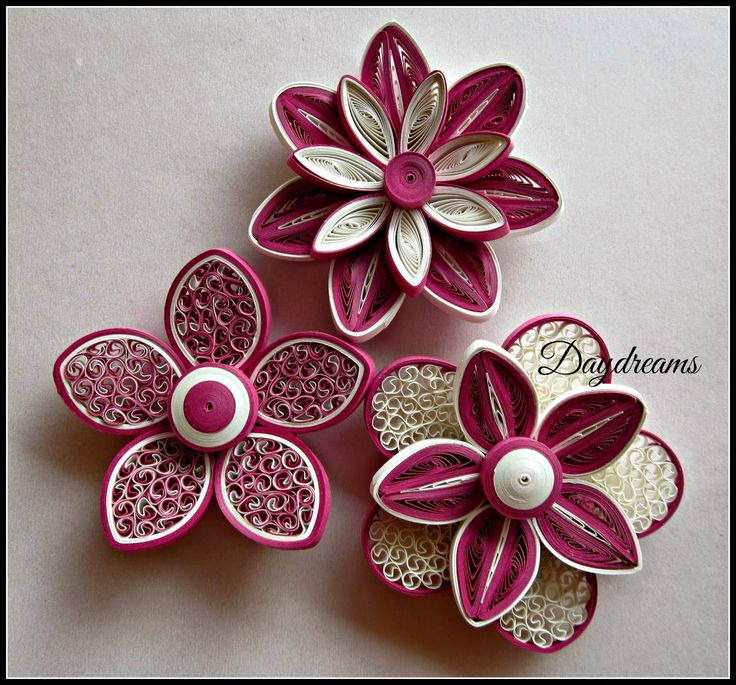 22 best quilling flowers images on pinterest quilling designs daydreams for my love for quilled flowers mightylinksfo