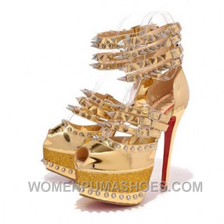 http://www.womenpumashoes.com/christian-louboutin-isolde-160mm-gold-sandals-cheap-to-buy-pf7m7.html CHRISTIAN LOUBOUTIN ISOLDE 160MM GOLD SANDALS CHEAP TO BUY PF7M7 Only $136.00 , Free Shipping!