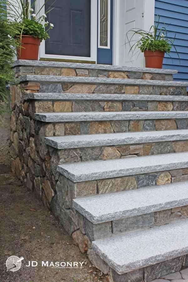 Slate Front Porch