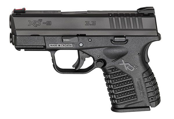 Springfield Armory XDS 9mm (To Be Released in 2013)