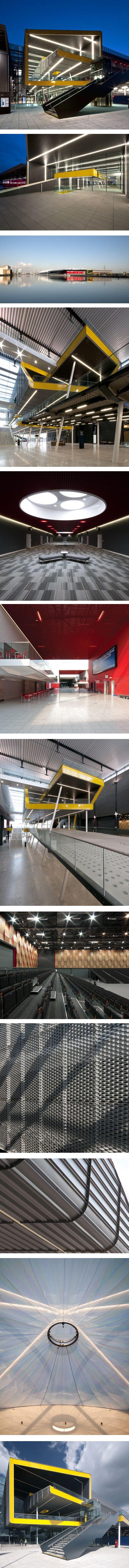 ARCHITECTURE >>> ExCel Phase II par Grimshaw - Journal du Design