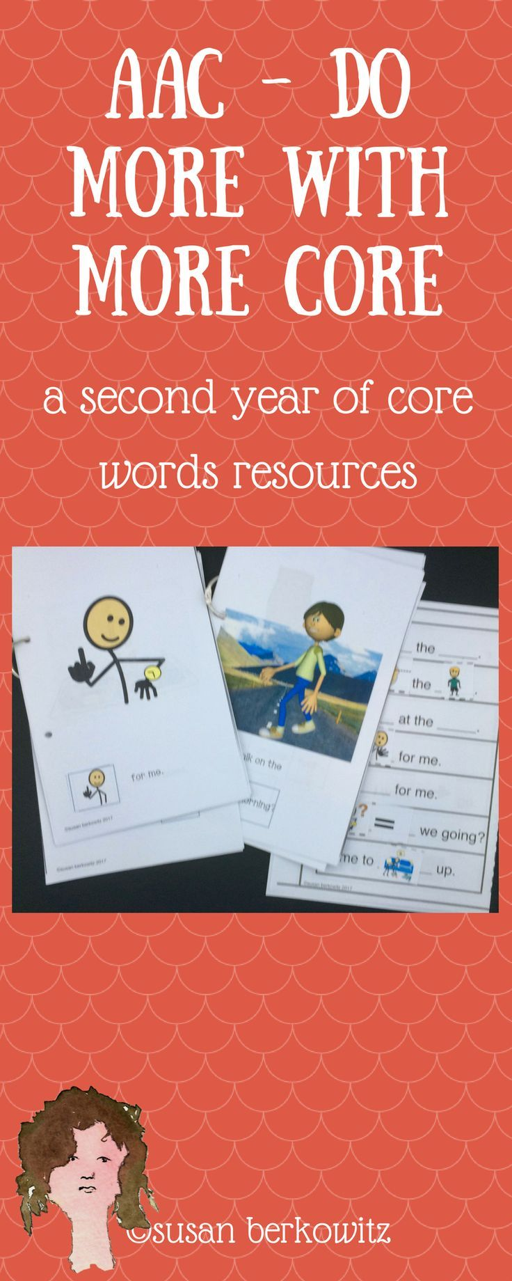 Keep AAC users learning more language skills with a second year of core words (those used by PrAACticalAAC.org). Interactive activities help promote learning.