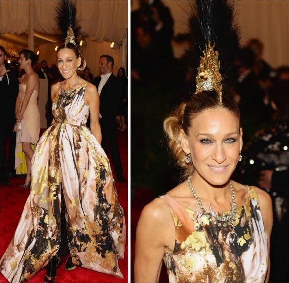 Baile do Met 2013: Sarah Jessica Parker