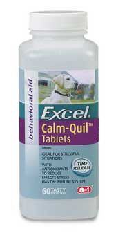 8in1 Excel Calming Tablets - 60 Tablets
