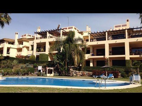 Apartment long term let Benahavis Marbella Los Arqueros Golf Costa del Sol