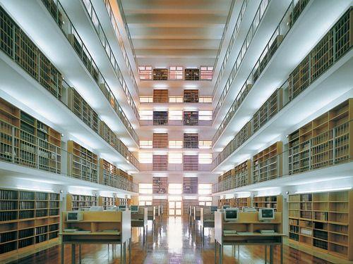 Love! Like! Share! Giorgio Grassi- University library, Valencia 2000. Previously,...