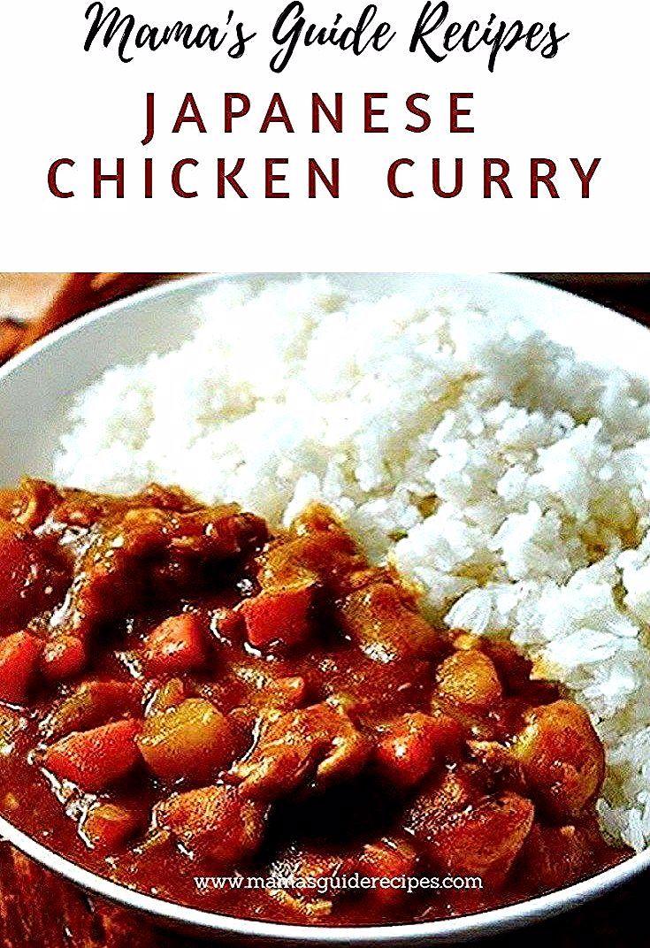 Chicken Curry In 2020 Japanese Chicken Japanese Chicken Curry Curry Chicken