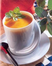 Tapas Recepten ~ Tapas en Kleine hapjes voor elke feestelijke gelegenheid » Pompoensoep