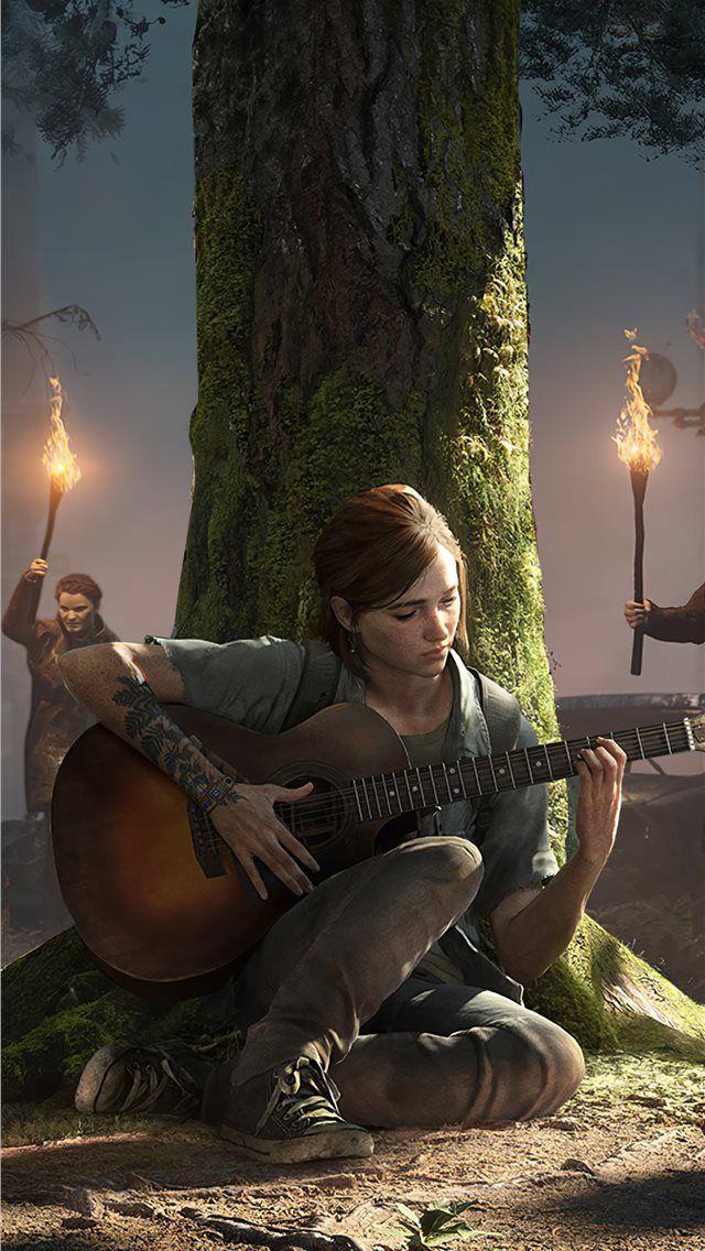 Ellie The Last Of Us 4k Thelastofuspart2 Thelastofus 2020games 4k Games Papéis De Parede De Jogos Papéis De Parede Para Download Arte De Jogos