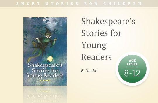 William Shakespeare Free Download E-Books