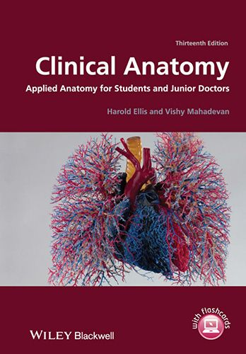 Clinical Anatomy: Applied Anatomy for Students and Junior Doctors 13th Edition Pdf Download e-Book