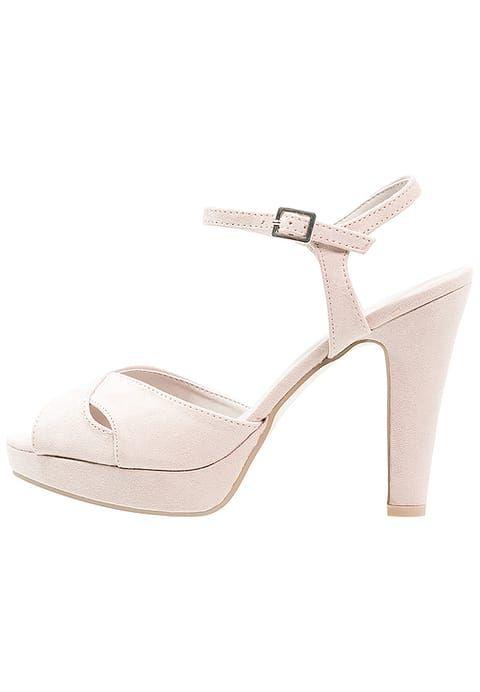Chaussures Anna Field Sandales à plateforme - soft pink rose: 29,95 € chez Zalando (au 05/01/17). Livraison et retours gratuits et service client gratuit au 0800 915 207.