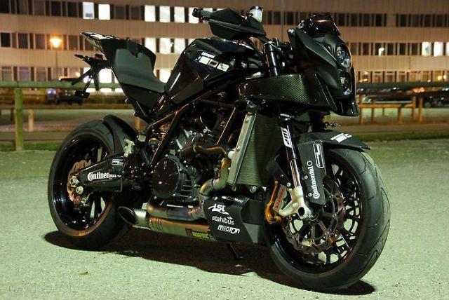 KTM Superduke 8 by Triplespeed.de
