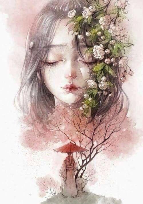 Watercolor art ~ Enofno