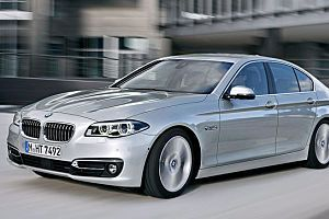BMW frischt 5er auf
