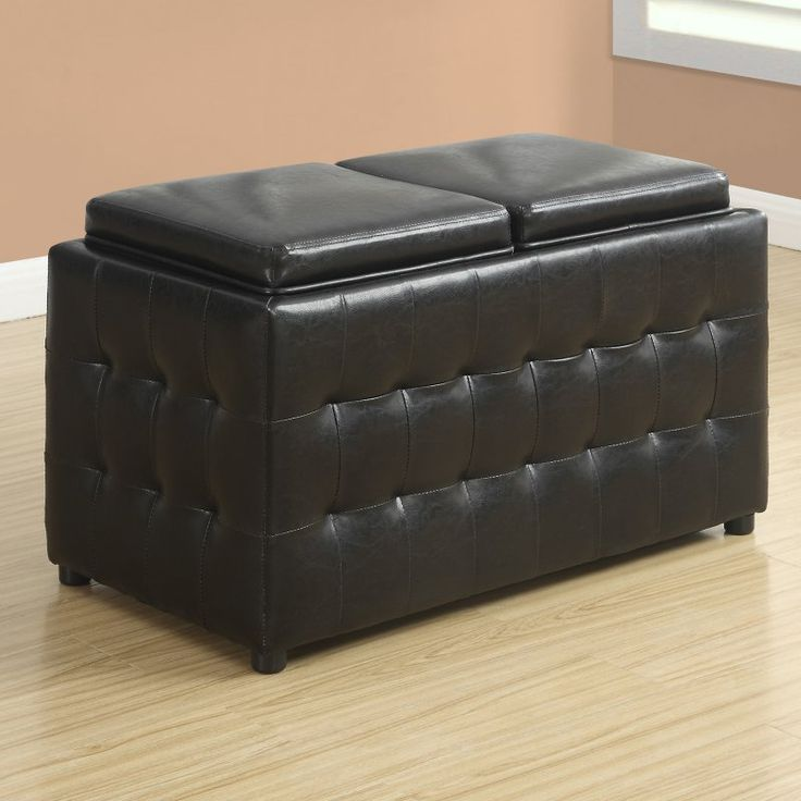 17 Best Ideas About Ottoman With Storage On Pinterest