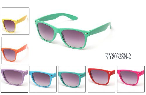 The accessory that is always on top of her head are these Wayfarer sunglasses.