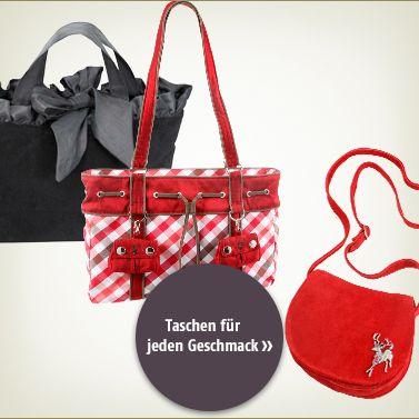 Trachtentaschen bei Alpenwelt