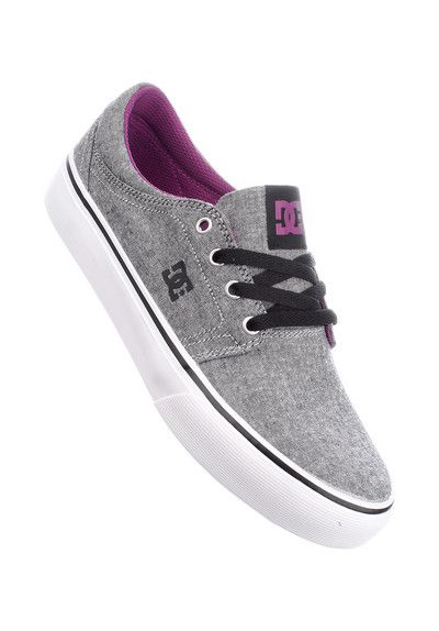 DC SHOES Trase TX SE #Shoe #Women #black #dcshoes #skate #titus
