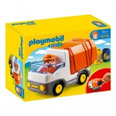 Camion poubelle réf.6774