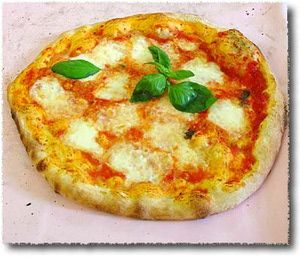 Classic Italian Toppings: Ideas for Homemade Pizza: Pizza Margherita: The Original, created for the Queen