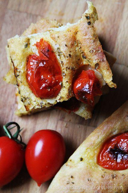 Focaccia #food #italy