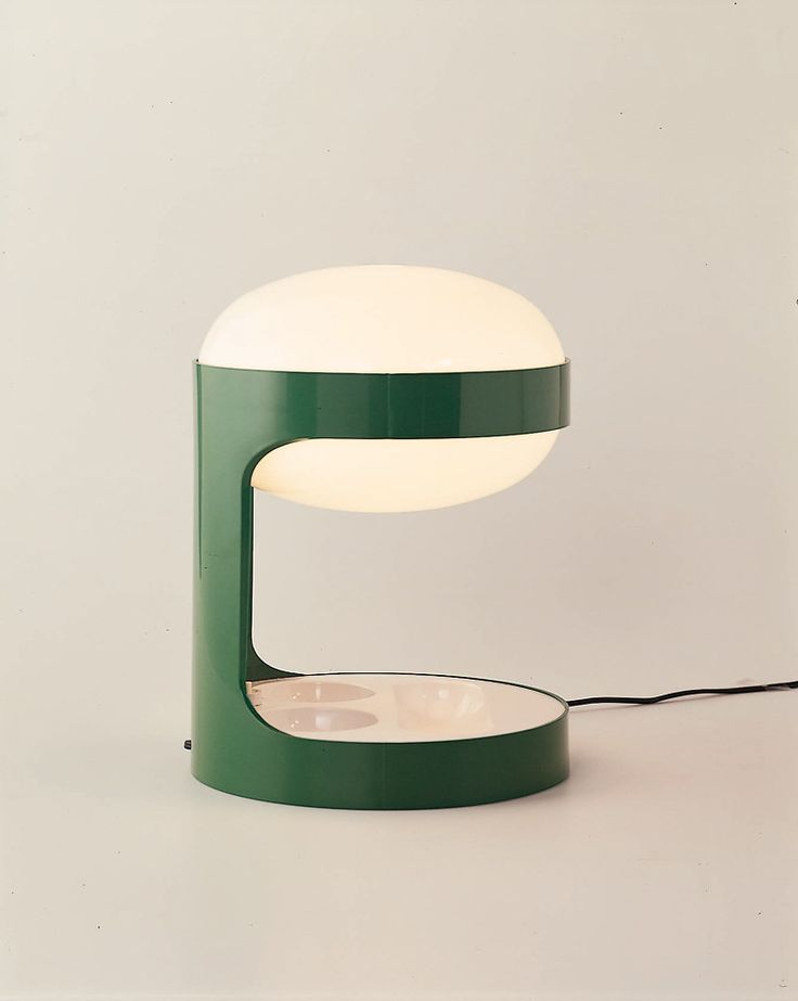 Joe Colombo desk lamp for Kartell, 1967 #lighting #modern #midcentury