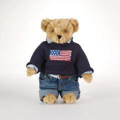 Limited-Edition Fifth Ave Bear - Polo Ralph Lauren Online Exclusive Event - RalphLauren.com