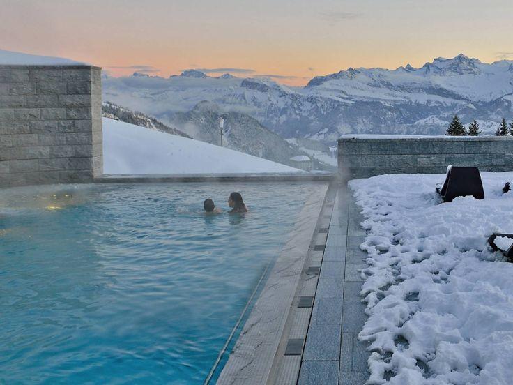 Mineralbad & Spa Rigi-Kaltbad • Lucerne
