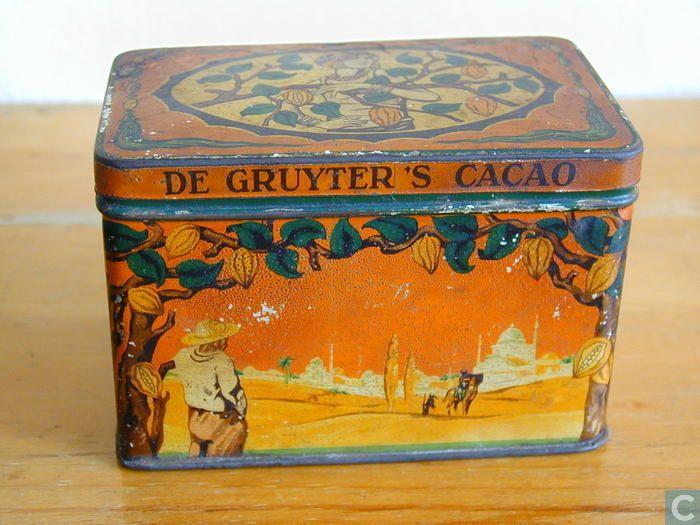 De Gruyter's. Cacao.