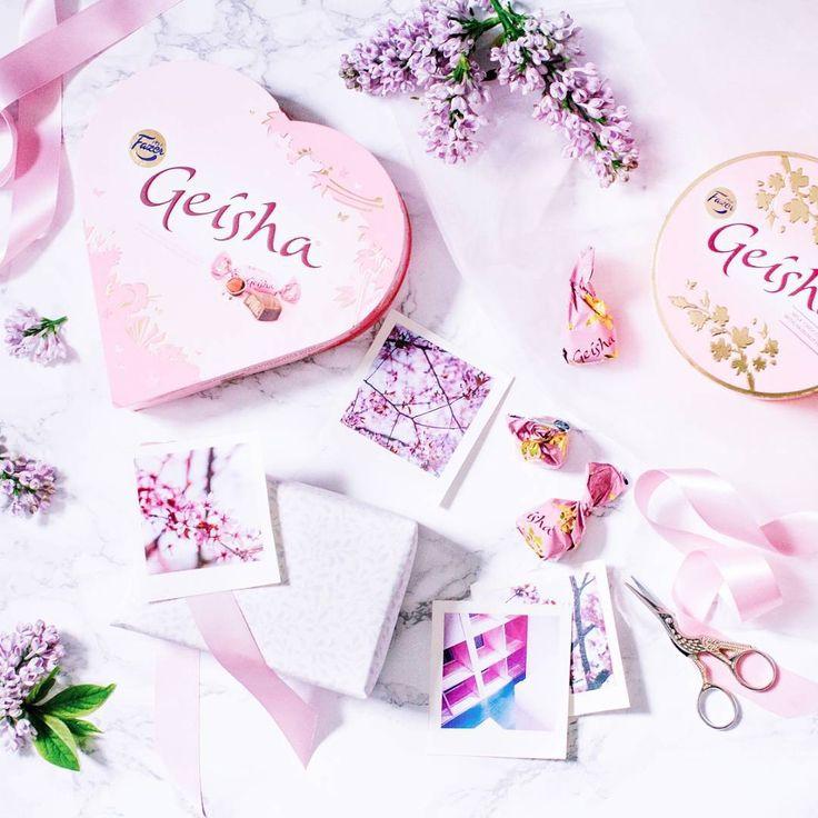 Millaisen lahjan antaisit ystävällesi arjen piristykseksi? Tuunaattu lahja on paketeista mieluisin. #FazerGeisha #suklaa #suklaalahja