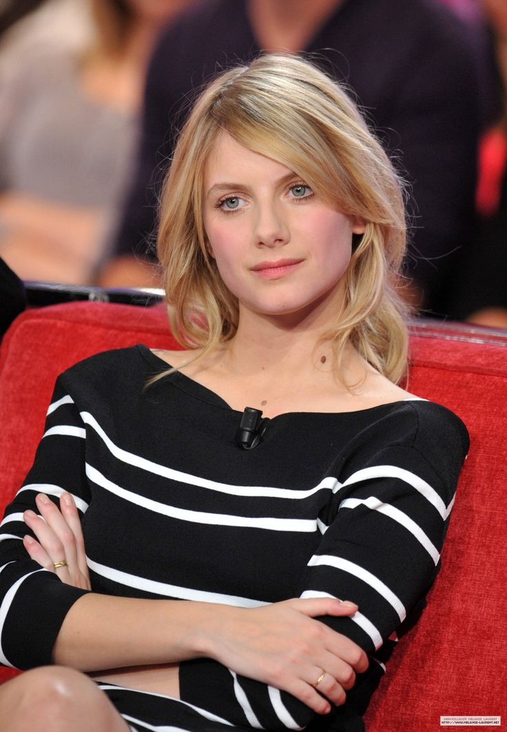 Mélanie Laurent is a French actress, model, director, singer and writer.