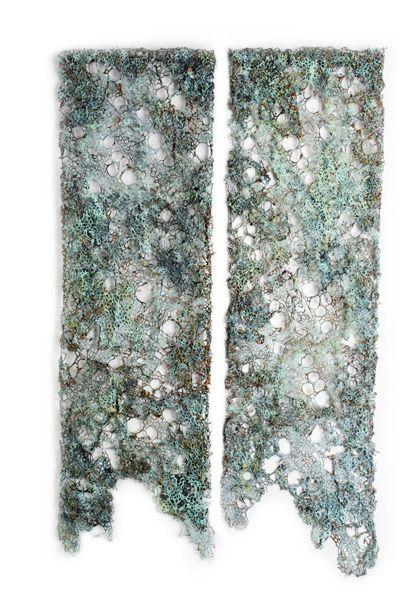 Lesley Richmond Lace cloth series 192cmx98cm