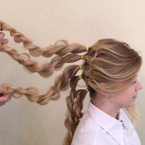 Dieser Friseur gestaltet die atemberaubendsten Hochsteckfrisuren