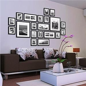 Photo Wall Frame Collection-Set of 20 FZ-2020